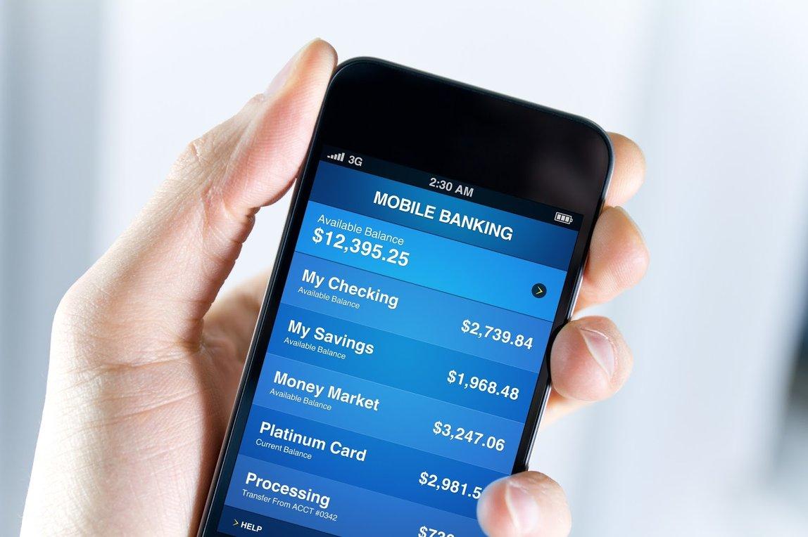 Gunakan M-Banking / Internet Banking