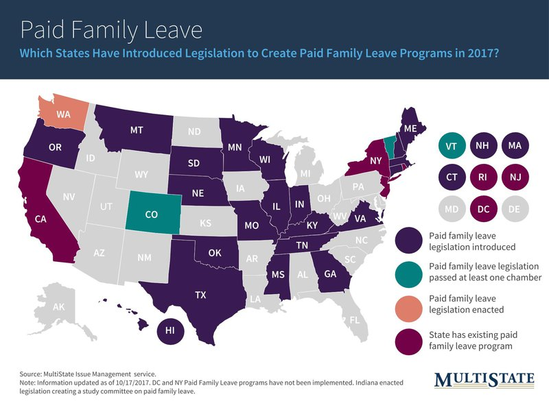 MultiState | MultiState's 2017 State Policy Review & 2018